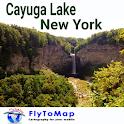 Cayuga Lake Gps Map Navigator icon