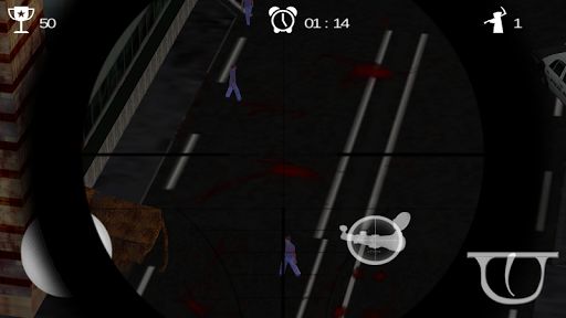 Sniper 3D Assault Zombie