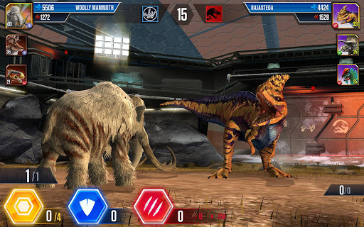 Jurassic Worldu2122: The Game 1.41.3 screenshots 7