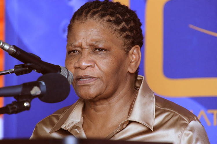 Thandi Modise. Picture: GCIS
