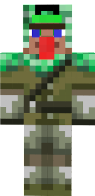 A creeper hunter