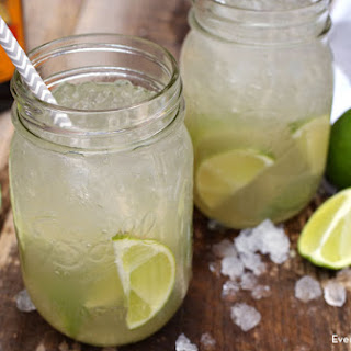 Ginger Lime Cocktail Recipes.