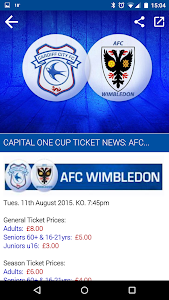 Cardiff City screenshot 1