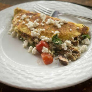 Healthy Vegetable Omelette Recipes.