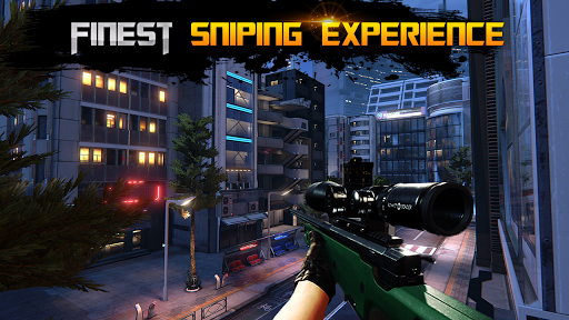 Télécharger Gratuit Sniper Attack–FPS Mission Shooting Games 2020 APK MOD (Astuce) screenshots 1