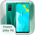 Theme for Honor play 4e | Honor play 4e Launcher icon