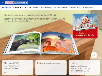 HARTLAUER FOTO WORLD Screenshot