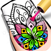 Game Nail Coloring Book APK for Windows Phone