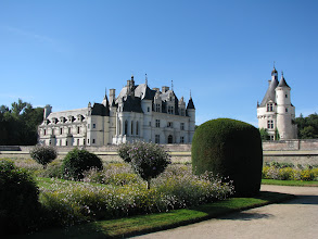 Photo: That makes the gardens and the buildings 500 years old.