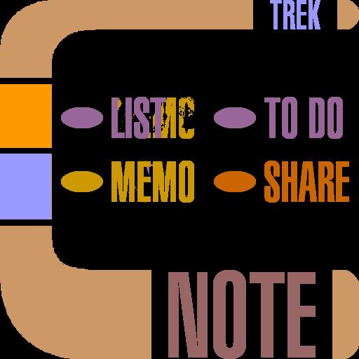 ✦ TREK ✦ T.I. Note Widget