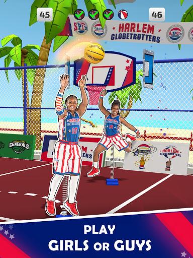 Harlem Globetrotter Basketball screenshots 5
