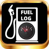 FillUp Car FuelLog Fuel Buddy Mileage Tracker Calc