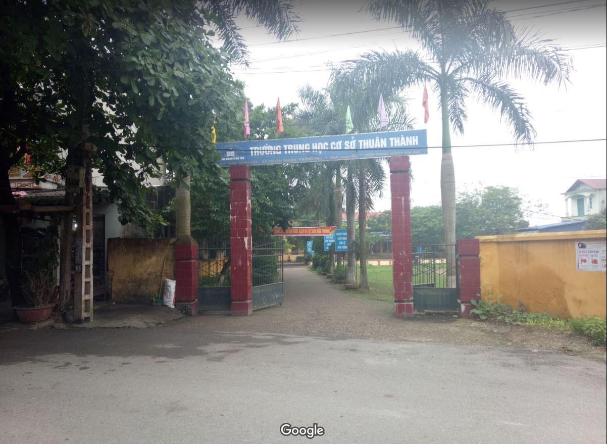 Đất mặt đường Võ Thị Sáu, Thuận Thành, cổng Sư Đoàn 312.