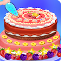Birthday Cake Maker! Real Cake Cooking Game! icon