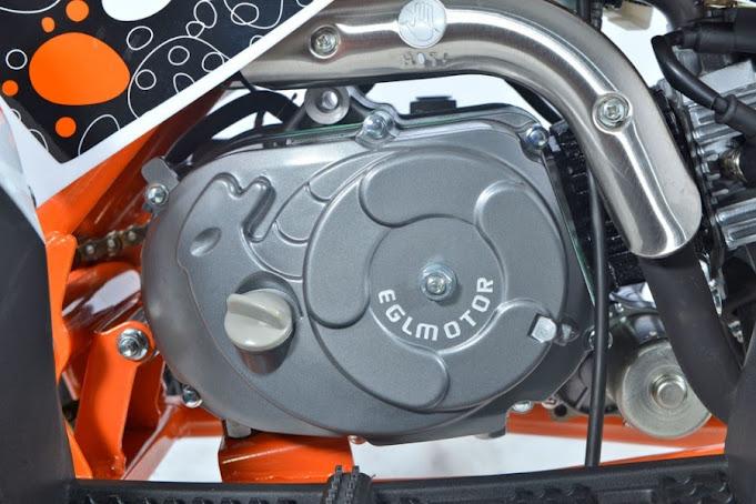 70cc EGL icebear madix mad max junior kid's sports quad bike atv sale discount cheap offroad