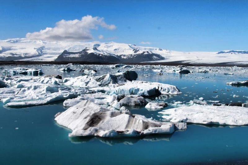 Jökulsárlón - Islanda di giorgiocafarelli