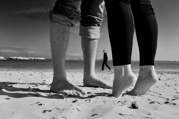 Un giorno in spiaggia di silvia_bobo