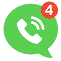 Messenger for Video Call, Video Chat & Random chat icon