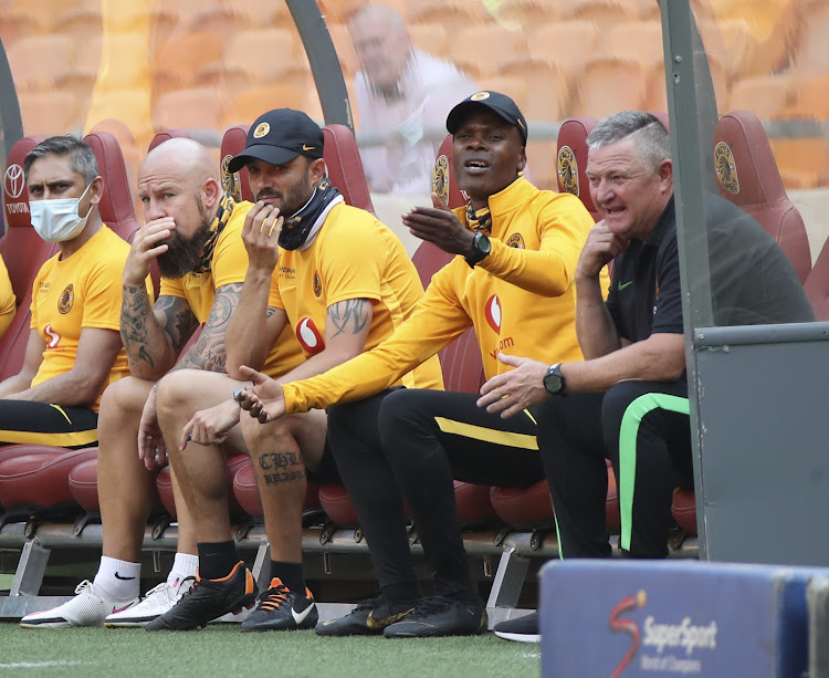 Gavin Hunt and his technical team at Kaizer Chiefs are facing a mammoth task to return the club to its glory days.