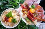 墨sumi 海鮮丼ぶり