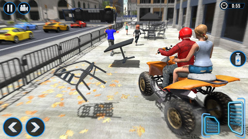 ATV Quad Bike Simulator 2018: Bike Taxi Games  screenshots EasyGameCheats.pro 2