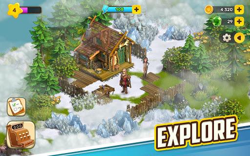 Télécharger Gratuit Klondike Adventures mod apk screenshots 2