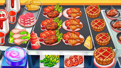 USA Cooking Games Star Chef Restaurant Food Craze modavailable screenshots 2