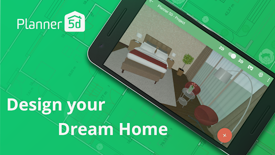 Planner 5D – Home & Interior Design Mod Apk (Unlocked All Items) 1.24.6 1