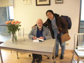 Photo: Erich Lehmann and Bin Yu