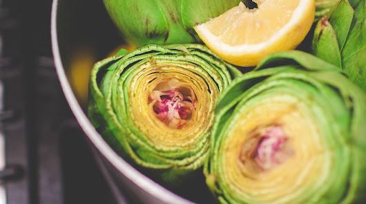 Alcachofas con anchoas: fácil, rica y saludable cena para este viernes