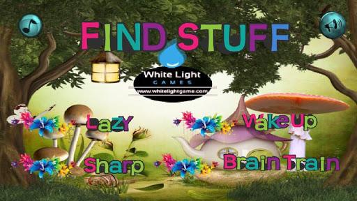 Find Stuff