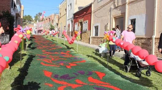 La festividad de la Virgen de Fátima de Tíjola, a un paso del Interés Turístico