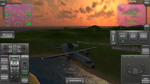 Turboprop Flight Simulator 3D 1.24 screenshots 6