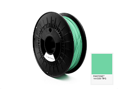 FiberForce Pantone (R) 14-6330 TPG PLA Filament - 1.75mm (0.75kg)