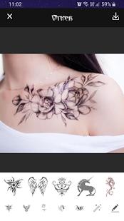 Download Tattoo Me For PC Windows and Mac apk screenshot 2