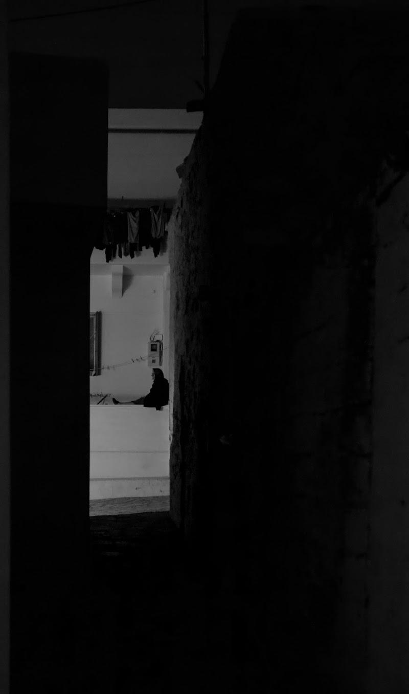 Grecia - da 100 anni tutte le sera sullo stesso balcone. di olmetto