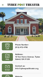 Tybee Post Theater- screenshot thumbnail
