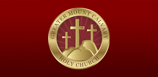 This is the official Greater Mount Calvary Holy Church App by The Church Online.