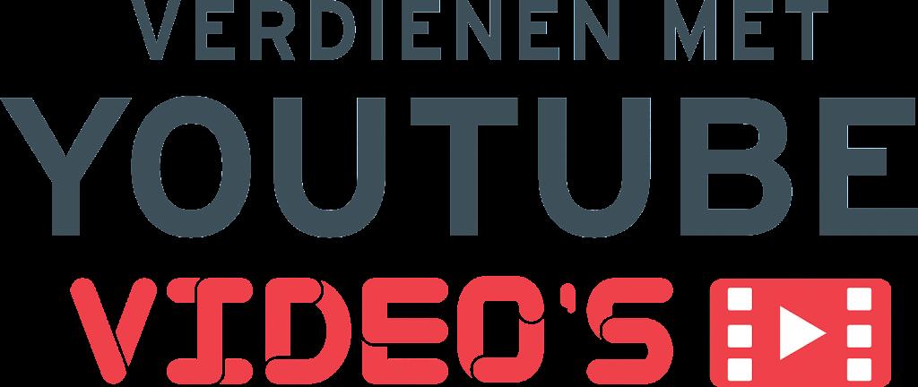 Verdienen met YouTube Video's