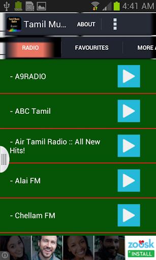 Tamil Music Radio