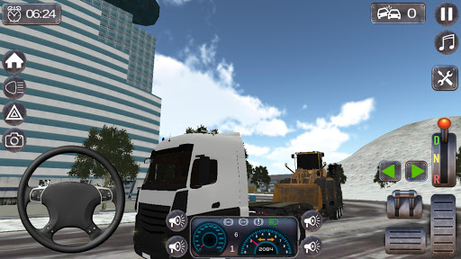 Truck Tractor Simulator 2019 modavailable screenshots 3