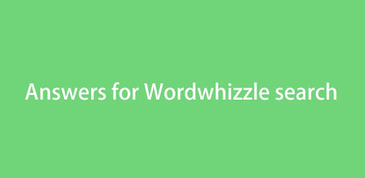 Answers For Wordwhizzle Search Apps On Google Play