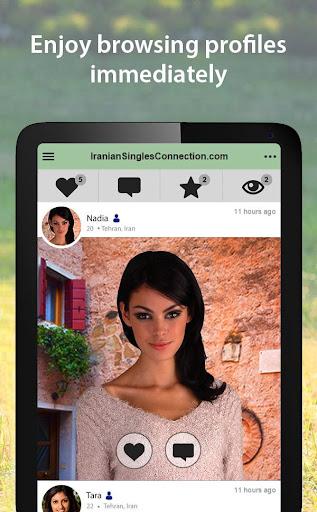 IranianSinglesConnection - Iranian Dating App 2.1.6.1561 screenshots 10
