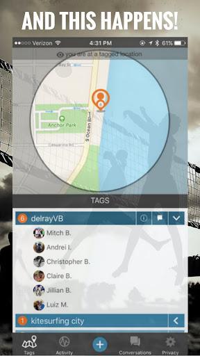 tagabout Screenshot