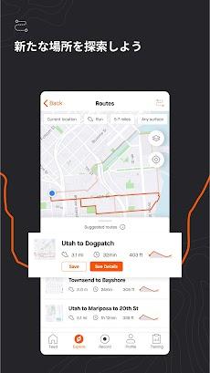 Strava GPSトラッカー:サイクリング、ランニング、トレーニングのログのおすすめ画像2