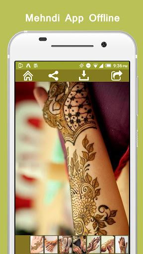 Mehndi App Offline  screenshots 6
