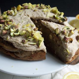 Zucchini Banana Cake [Vegan, Gluten-Free]
