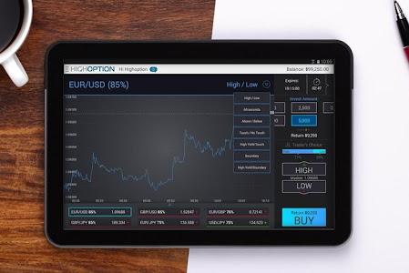 HighOption - Binary Options screenshot 3