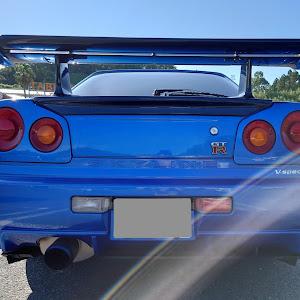 スカイラインGT-R R34 Vスペック2のカスタム事例画像 まーくん/GT-R🤭 ただの車好きですさんの2020年07月03日18:27の投稿