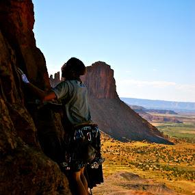 by Julie Zaranek - Sports & Fitness Climbing